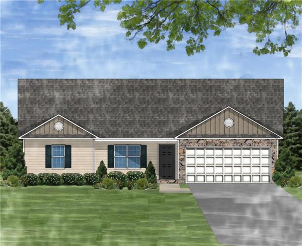 114 Sunny Point Loop, Central, SC 29630 (MLS #20215672) :: Tri-County Properties