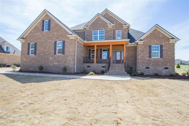 114 Bree Drive, Anderson, SC 29621 (MLS #20215704) :: Les Walden Real Estate