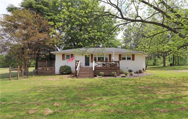 122 Lollis Road, Belton, SC 29627 (MLS #20215705) :: Les Walden Real Estate