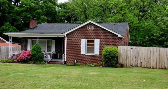 3205 Algonquin Avenue, Anderson, SC 29626 (MLS #20215734) :: Tri-County Properties