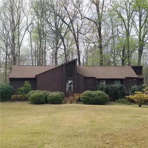 116 Vista Drive, Clemson, SC 29631 (MLS #20215749) :: Les Walden Real Estate