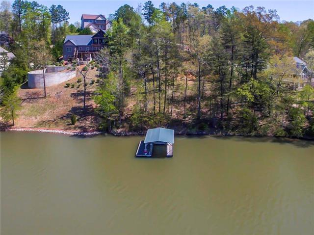135 W Waters Edge Lane, West Union, SC 29696 (#20215755) :: Connie Rice and Partners