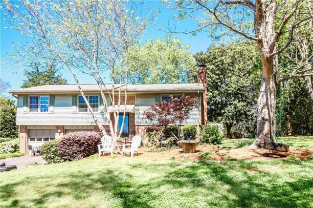 407 E Sunsetstrip Drive, Seneca, SC 29672 (MLS #20215756) :: Tri-County Properties