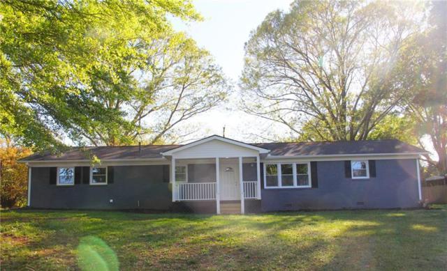 121 Morris Street, Central, SC 29630 (MLS #20215773) :: Les Walden Real Estate