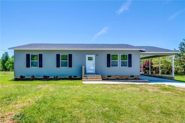 106 Skyland Drive, Belton, SC 29627 (MLS #20215804) :: Les Walden Real Estate