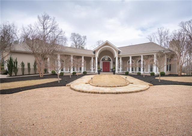 2378 Roper Mountain Road, Simpsonville, SC 29681 (#20215831) :: Connie Rice and Partners