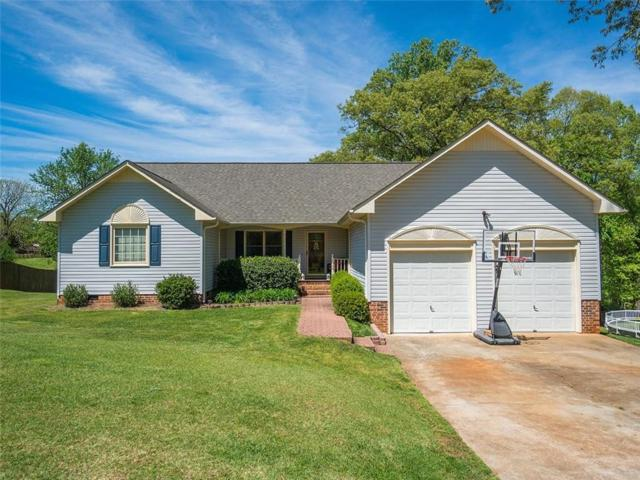 105 Claremont Court, Easley, SC 29642 (MLS #20215882) :: The Powell Group