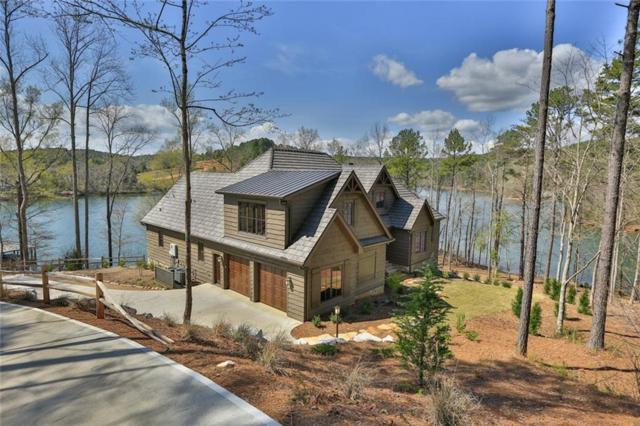 248 Featherstone Drive, Sunset, SC 29685 (MLS #20215892) :: Tri-County Properties