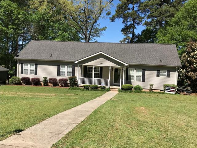 1132 W Clearwater Shores Road, Fair Play, SC 29643 (MLS #20215894) :: Tri-County Properties