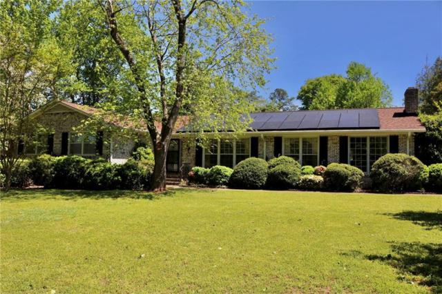 2502 Saxony Drive, Anderson, SC 29621 (MLS #20215910) :: The Powell Group