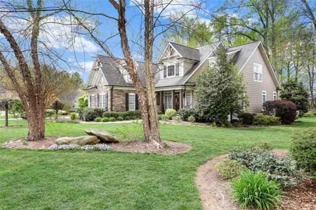 104 Sommerset Lane, Easley, SC 29642 (MLS #20215941) :: The Powell Group