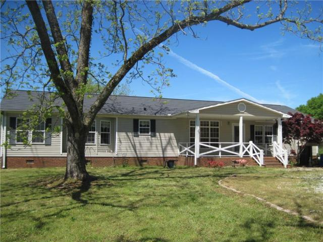 201 Wilson Creek Road, Iva, SC 29655 (MLS #20215966) :: The Powell Group