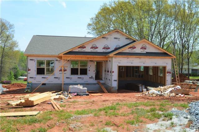 103 Allgood Drive, Pickens, SC 29671 (MLS #20215982) :: Les Walden Real Estate