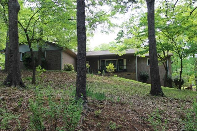 1200 Blue Heron Trail, Anderson, SC 29625 (MLS #20216004) :: The Powell Group