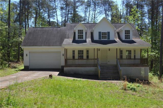 202 Cedar Ridge Drive, Westminster, SC 29693 (#20216011) :: Connie Rice and Partners