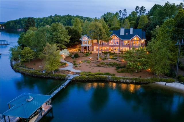 125 Wynward Pointe Drive, Salem, SC 29676 (MLS #20216013) :: Les Walden Real Estate