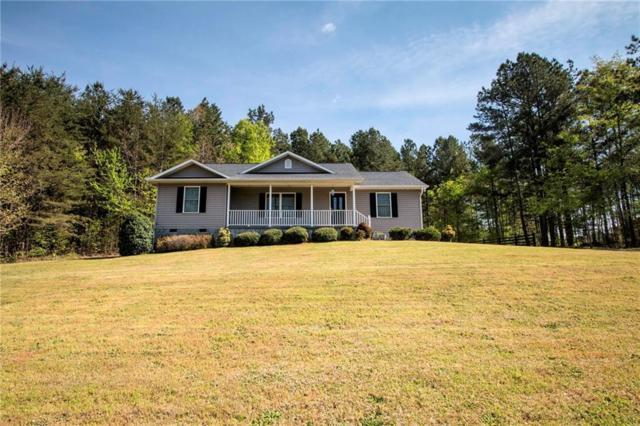 223 Woodland Way, Walhalla, SC 29691 (MLS #20216029) :: Les Walden Real Estate