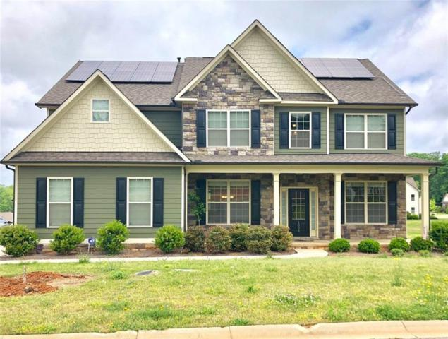 1004 Fernbank Drive, Williamston, SC 29697 (MLS #20216044) :: Allen Tate Realtors