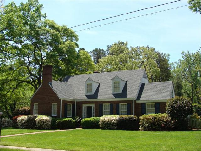 303 North Street, Anderson, SC 29621 (#20216047) :: Connie Rice and Partners