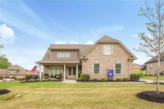 1006 Tuscany Drive, Anderson, SC 29621 (#20216054) :: Connie Rice and Partners