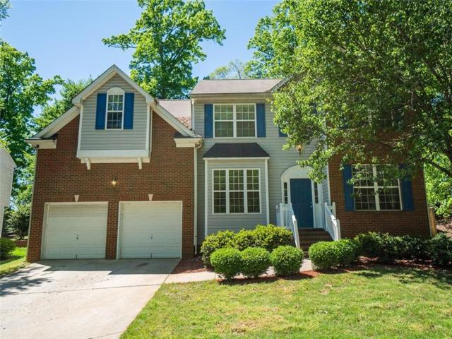 8 Waterton Way, Simpsonville, SC 29680 (MLS #20216093) :: The Powell Group