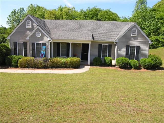 105 Morning Glory Place, Pendleton, SC 29670 (MLS #20216097) :: Tri-County Properties