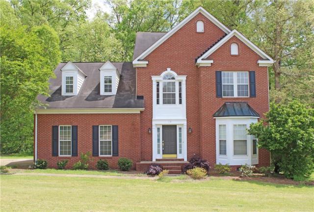 113 Century Oak Drive, Easley, SC 29642 (MLS #20216146) :: Tri-County Properties