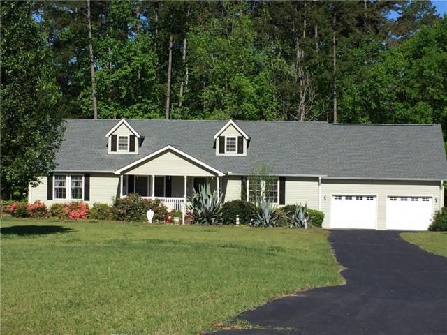 245 Bay Ridge Drive, Townville, SC 29689 (MLS #20216165) :: Tri-County Properties