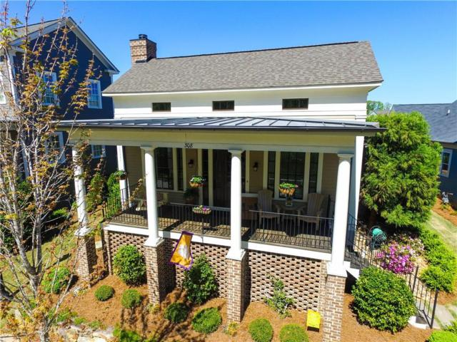 308 Snider Lane, Clemson, SC 29631 (MLS #20216173) :: Tri-County Properties