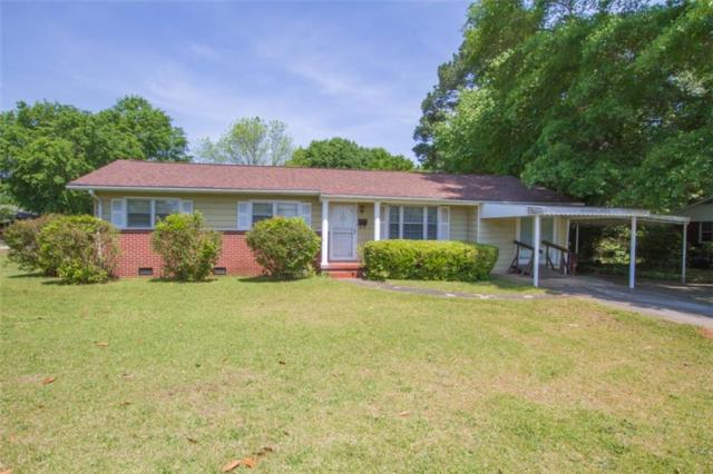 104 Long Road, Pendleton, SC 29670 (MLS #20216246) :: Les Walden Real Estate