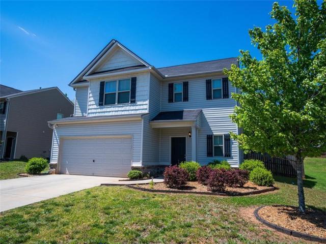 116 Shakleton Drive, Anderson, SC 29625 (MLS #20216262) :: Tri-County Properties