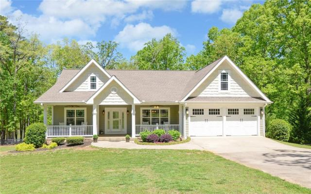 781 Tugaloo State Park, Lavonia, GA 30553 (MLS #20216264) :: The Powell Group