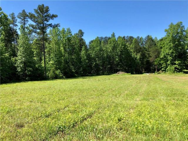 Lot D Barton Creek Road, Westminster, SC 29693 (MLS #20216307) :: Tri-County Properties