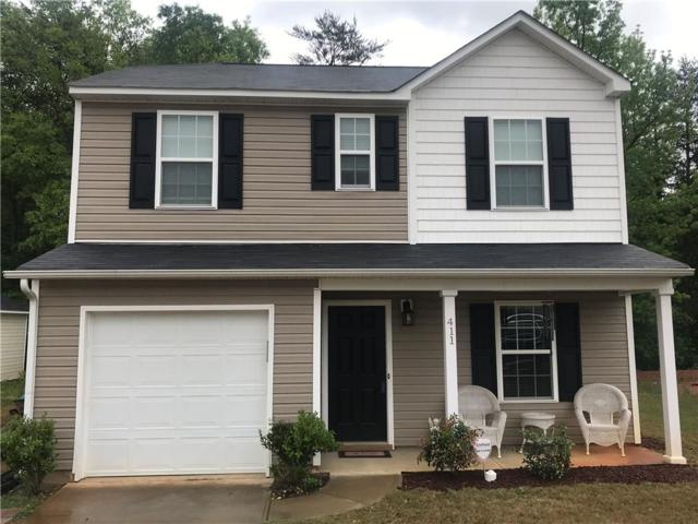 411 Promised Land Drive, Spartanburg, SC 29306 (MLS #20216324) :: The Powell Group
