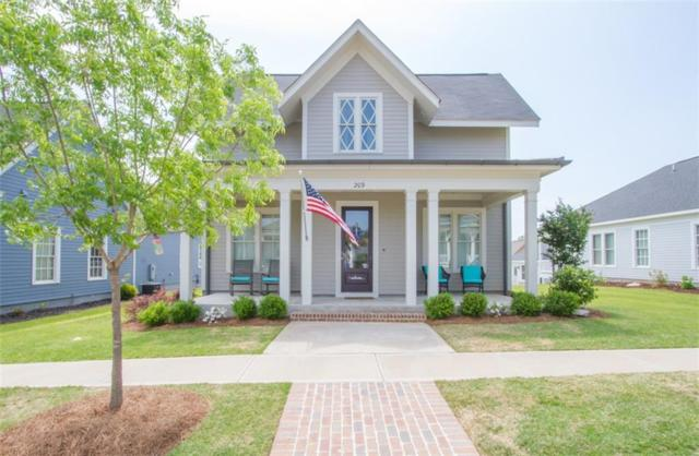 209 Howard Avenue, Clemson, SC 29631 (MLS #20216337) :: Tri-County Properties