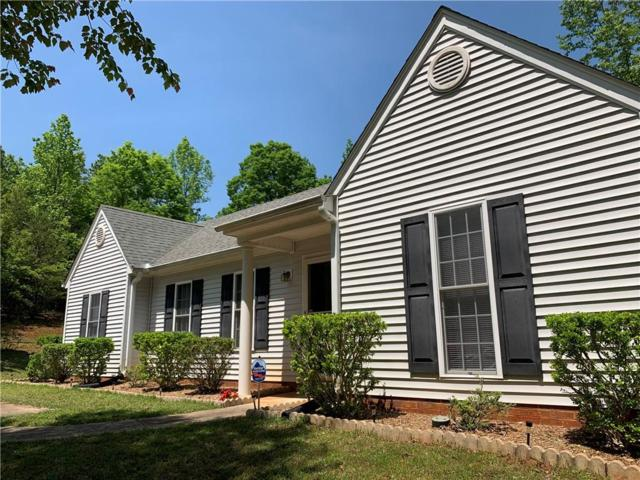904 Saxton Cove, Westminster, SC 29693 (MLS #20216380) :: Tri-County Properties