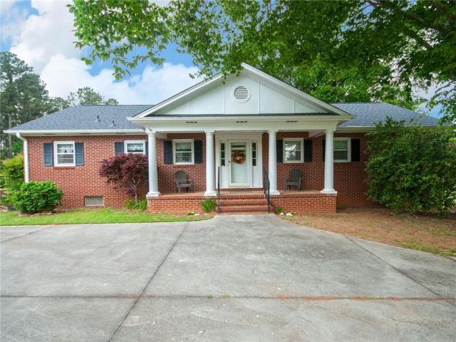 115 Peninsula Point, Starr, SC 29684 (MLS #20216475) :: Les Walden Real Estate