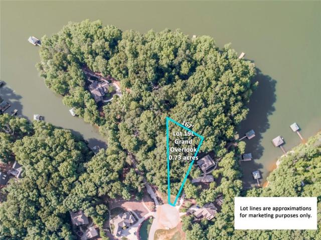 Lot 19L Greystoke Cove, Seneca, SC 29678 (#20216485) :: Connie Rice and Partners