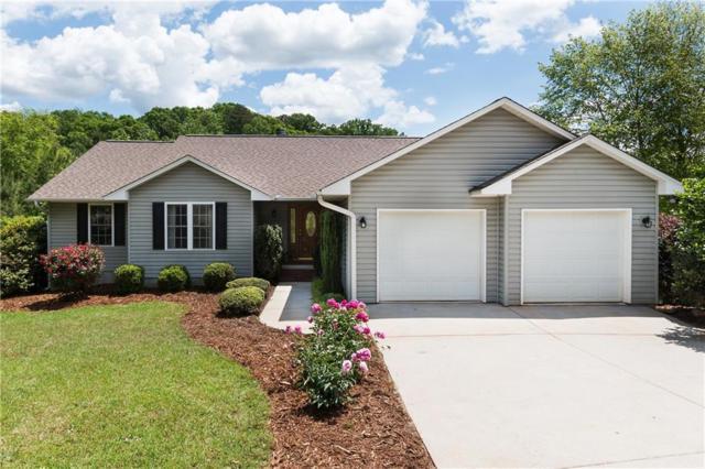 111 Cedar Creek Lane, Seneca, SC 29678 (MLS #20216518) :: Les Walden Real Estate