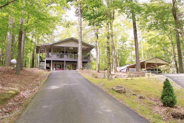 920 Chattooga Lake Road, Mountain  Rest, SC 29664 (MLS #20216592) :: Allen Tate Realtors