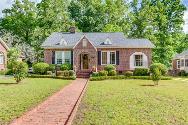 606 Glenwood Avenue, Anderson, SC 29625 (#20216603) :: Connie Rice and Partners