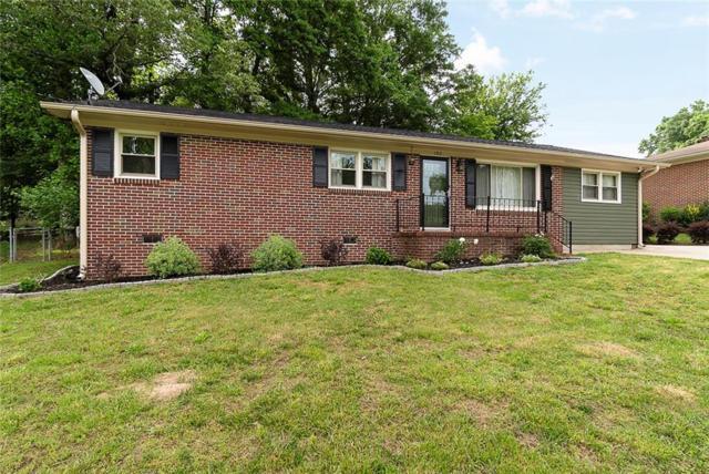 102 Pinewood Drive, Greer, SC 29651 (MLS #20216705) :: Tri-County Properties