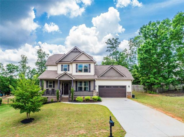 201 Amber Oaks Drive, Greer, SC 29651 (MLS #20216718) :: Tri-County Properties