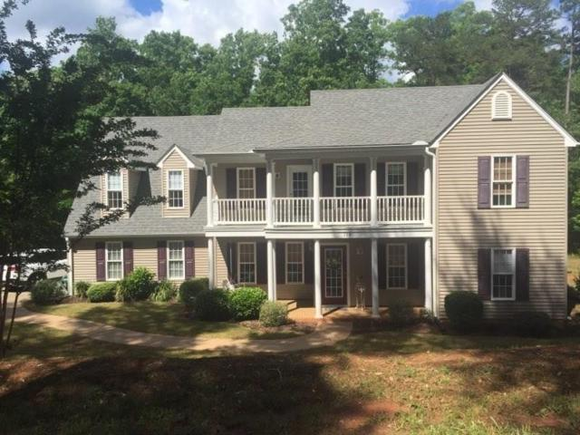 118 Lakepoint Drive, Anderson, SC 29625 (MLS #20216763) :: Les Walden Real Estate