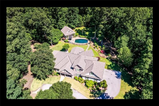 120 Waterford Farms Lane, Seneca, SC 29672 (MLS #20216766) :: Les Walden Real Estate