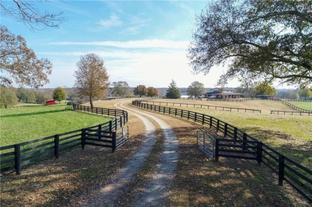 2064 New Franklin Church Road, Canon, GA 30520 (MLS #20216808) :: The Powell Group