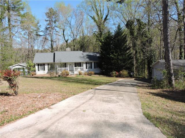 285 Joann Circle, Fair Play, SC 29643 (MLS #20216886) :: Les Walden Real Estate