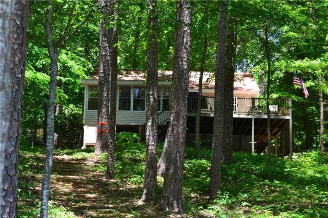 889 Rue Fleur De Lis, Lavonia, GA 30553 (MLS #20216927) :: Tri-County Properties at KW Lake Region