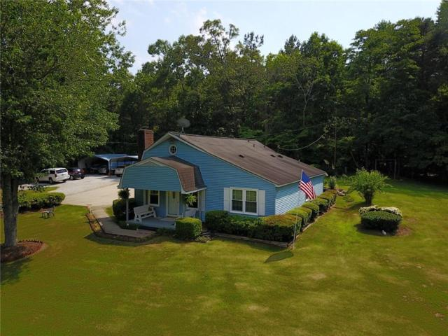 317 Windy Hill Road, Central, SC 29630 (MLS #20216944) :: Tri-County Properties