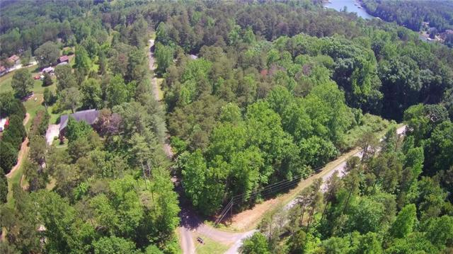 Lot F-1 Hickory Cove Road, Seneca, SC 29672 (#20216957) :: Connie Rice and Partners